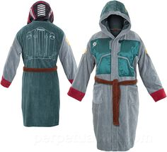 Star Wars Boba Fett Bathrobe | Holy Cool Stuff
