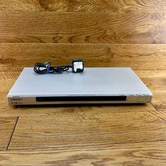 Sony Dvd Player Dvp-ns30 Silver DVDS region 2 full working order DVP NS30 Dvd Players, Sony, Silver, Silver Hair, Money