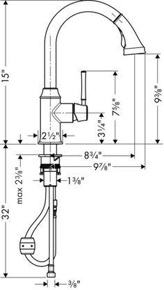 Install measurements for wine fridge Dimensional Diagram ...
