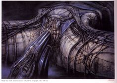 Image result for h r giger necronomicon