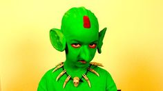 Clash of Clans Costume Goblin