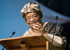 United Methodist ELLEN JOHNSON SIRLEAF, President of Liberia, was awarded the 2011 Nobel Peace Prize