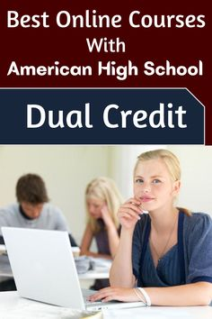 Courses offered for dual credit stem from agreements between American High School and Colleges and Universities, whereby a high school junior or senior enrolls in a college course and earns college credit. #onlinehighschool #onlinecourse #onlinehomeschool #homeschool #creditrecovery #onlinemiddleschool #virtualschool #virtualhighschool #virtualmiddleschool #virtualhomeschool #homeschooling #onlinehomeschooling #onlinevirtualschool #onlineschoolcourse #homeschoolcourse Virtual High School, High School Diploma, Online Middle School, American High School, Course Catalog, Best Online Courses, College Courses, Faculty And Staff, Colleges