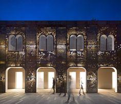 Venezia - Corten Apartments / 3ndy Studio Corten Apartments / 3ndy Studio – ArchDaily