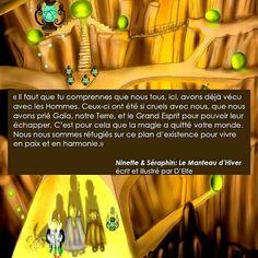 Citation Ninette & Séraphin : Le Manteau d'Hiver