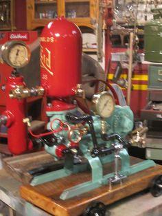 1900s Gould Water Pump Antique Kitchen Appliances