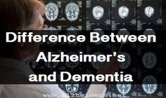 Alzheimer's disease and dementia are often used interchangeably. Discover how the two diagnoses, while related, are remarkably different.