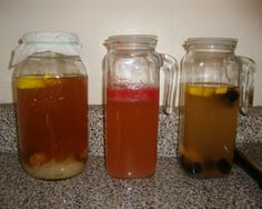 water kefir recipes and how to.