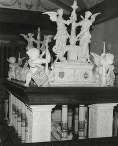 Grafmonument. Kerken-in-Beeld, Rijksuniversiteit Groningen, instituut voor Christelijk Cultureel Erfgoed.