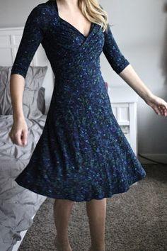 Stitch Fix December 2015 Leota Kenton Dress @stitchfix