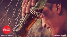 """Hemos creado un álbum cargado de momentos de felicidad. ¿Quieres disfrutar de nuestras imágenes más """"Coca-Cola""""? Entra en http://spr.ly/6494BjIMK y compártelo. #SienteElSabor"""