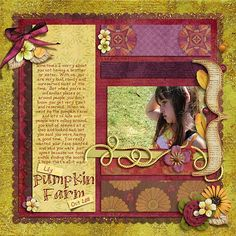 Everything from Free Fall by Sherwood Studio, Blocky Template from Nikki Epperson.