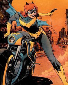 DC Comics debuts Batgirl's new costume & new creative team - Polygon Batwoman, Dc Batgirl, Nightwing, Comic Book Covers, Comic Books Art, Comic Art, Bob Kane, Batman Universe, Comics Universe