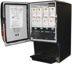 Cartridge-Style Juice Dispensers Maine Cold Beverage Dispensing ...
