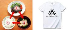 """http://www.comerjapones.com/perder-la-virginidad-en-un-restaurante-japones Perder la virginidad en un restaurante japonés. """"Sankakutabe o """"comer en triángulo"""". La trilogía de (arroz ごはん) + (sopa de miso みそ汁) + (okazu おかず) o acompañamiento sintetiza la forma característica de """"comer en triángulo"""" (sankakutabe 三角食べ) que utilizan los japoneses para asegurar una dieta equilibrada, combinando proteínas y carbohidratos, y """"ajustando en boca"""" el sabor de los distintos elementos""""."""