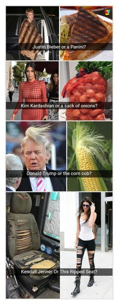 Who Wore It Better Photos That Will Make You Laugh Who Wore It Better Photos That Will Make You Laugh celebrity whoworeitbetter funnypictures funnypics - humor Stupid Funny Memes, Funny Fails, Funny Shit, Funny Stuff, Funny Cute, The Funny, Cool Pictures, Cool Photos, Video Humour