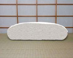 Matelas FUTON TRADITION  - 5x Coton - revêtement 100% coton Bio lavé machine.  Ce Futon est celui que l'on trouve traditionnellement au Japon en 100x200 cm. Manipulé normalement par les femmes, il est léger et rangé la journée pour un gain de place.  Pour un gain de confort, elles posent souvent deux Futons l'un sur l'autre.   Utilisation uniquement sur Tatamis.  Sur demande, nous pouvons ajouter ou diminuer le nombre de couches.  Origine: Morges - Suisse - par nous-même Tatami, Futons, Coton Bio, Ajouter, Couches, Traditional, Home Decor, Lava, Switzerland