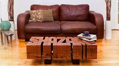 table-basse-bois-design