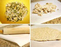 Easy Almond Pulp Crackers (Vegan, Paleo) - Detoxinista