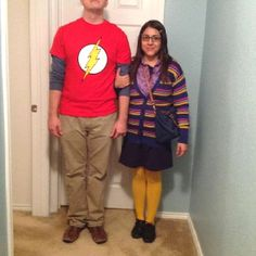 Best couples costume EVER!!!!!