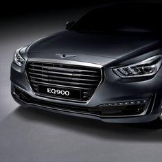 Genesis EQ900 (G90)  출저:Hyundai group