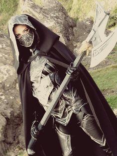Nightingale Armor from Skyrim Cosplay