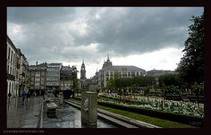 Lugo city - Galicia, Spain