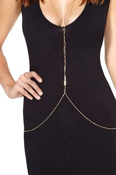Tina Body Chain | Shop Accessories at Nasty Gal!