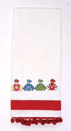 Starting Gate Hand Towels