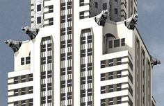See related links to what you are looking for. Chrysler Building, Amazing Buildings, Ny Times, Bauhaus, Cladding, New York City, Life Is Good, Skyscraper, Art Deco