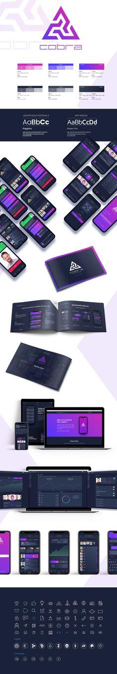 Cobra  - Corporate Design - designed by Designerpart - www.designerpart.com Corporate Design, It Works, Web Design, Projects, Design Web, Brand Design, Nailed It, Website Designs, Site Design