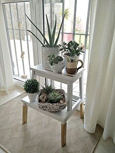 5 ways to use the ikea bekvam step stool/kreativk.net