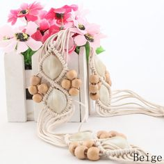 Woven Belt, Bead Weaving, 2 Colours, Wax, Arts And Crafts, Handmade Jewelry, Bohemian, Chain, Beads