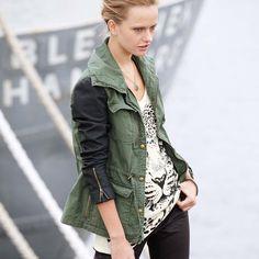 REVERSO jacket