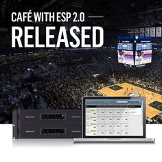 Lab.gruppen Updates CAFÉ Software with ESP 2.0 image