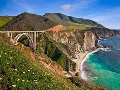 Sulla costa centrale della California si trova una delle più affascinanti strade panoramiche del mondo, l'impressionante itinerario del Big Sur.
