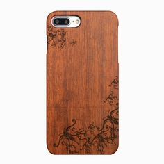 nature wood phone case