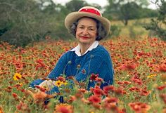 On Lady Bird Johnson, Beauty, and Tulips v. Daffodils
