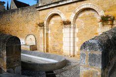 Le lavoir de la Bastide de Domme