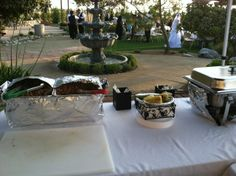 TFMG'S Clients Wedding Event:  Contact us to Book that Special Event: 951-392-6408 www.TacoFreshMobileGrill.com