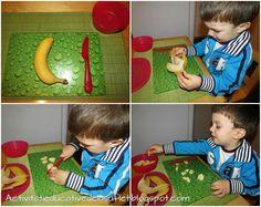 motricitate fina 2 ani ,3 ani Toddler Learning Activities, Motor Activities, Baby Sensory, Montessori, Fine Motor Skills, Kids And Parenting, Kids Rugs, School, Autism