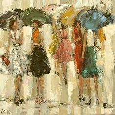 Kathryn Trotter - Atlanta Artist