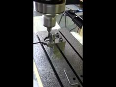 (Posted from tinymachining.com)  				   This is a Moore 8400 CNC Jig Grinder with Fagor 8055M Power CNC Control that we rebuilt. This is one of our test cut on a 1″ punch using a Moore 40000RPM Gr…   Read more on http://www.tinymachining.com/2sq-industrial-supply-moore-cnc-jig-grinder-8400-w-fagor-8055-control/