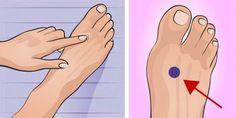 Si presionas este punto de tu pie antes de ir a la cama, sucederá algo tan inesperado como deseado - Conocer Salud