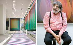 Carlos Cruz-Diez defines colour in DC | Wallpaper* Magazine | Wallpaper* Magazine