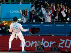 Yuki Ota Fencing - Olympics | London 2012