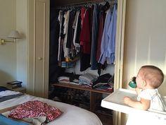 Planificar el armario minimalista Casa Organización Armario
