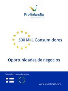 El mercado de Unión Europea con más de 500 Mill. consumidores espera productos de Ecuador.