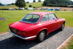1966 Alfa Romeo Giulia Sprint GT Veloce RHD