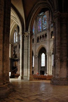 Chartres Cathedral Architecture | Chartres Cathedral, Chartres, France
